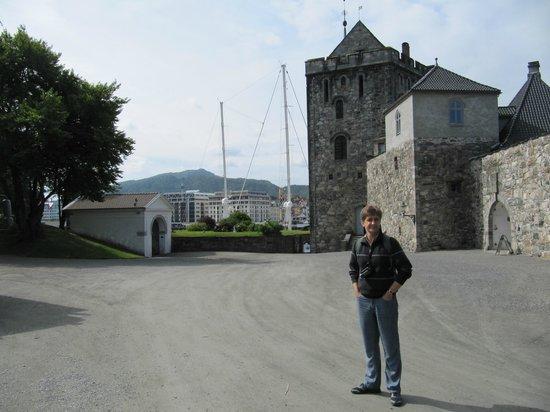 Rosenkrantz Tower - Bymuseet i Bergen : башня