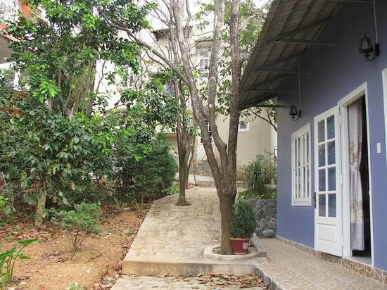 Dalat Garden Homestay: garden