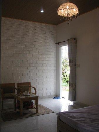 Dalat Garden Homestay : room