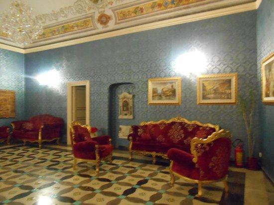 Grana Barocco Art Hotel & Spa: Atrio