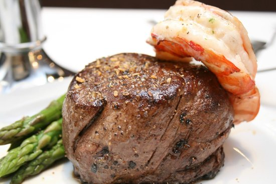 Wild & Co. Steakhouse: Tornedo Wild&Co.