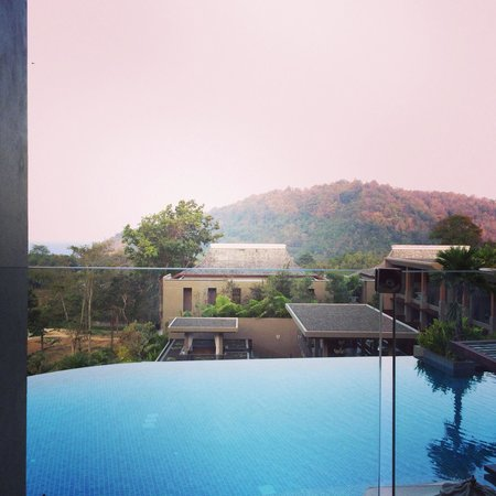 Avista Hideaway Resort & Spa : View from the breakfast table!