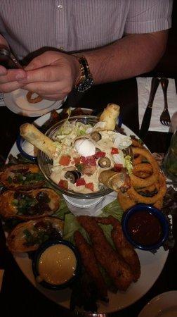 Hard Rock Cafe Sharm El Sheikh : the sharer