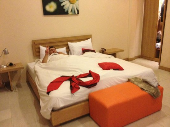 Eazy Resort Kata Beach: Номер