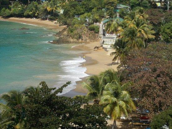 Caribbean Kitchen at Castara Retreats: Castara Beach