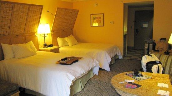 Hampton Inn Key Largo: La chambre