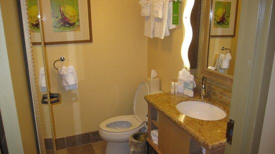 Hampton Inn Key Largo: salle de bain