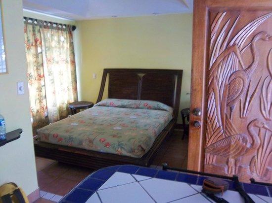 Hotel Verde Mar : Interior habitacion