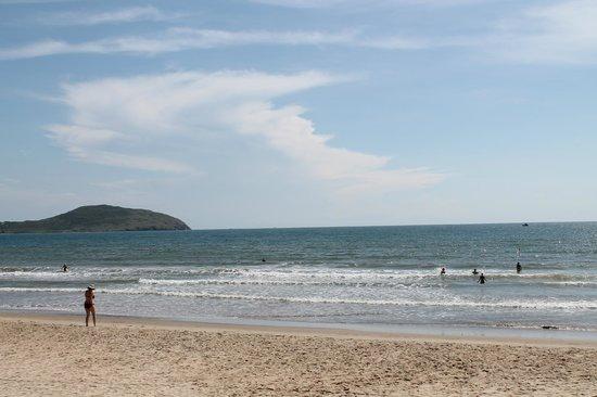 Pandanus Resort : Пляж