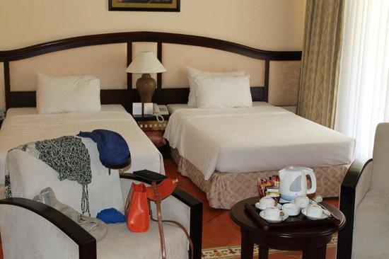 Pandanus Resort: Стандартный номер