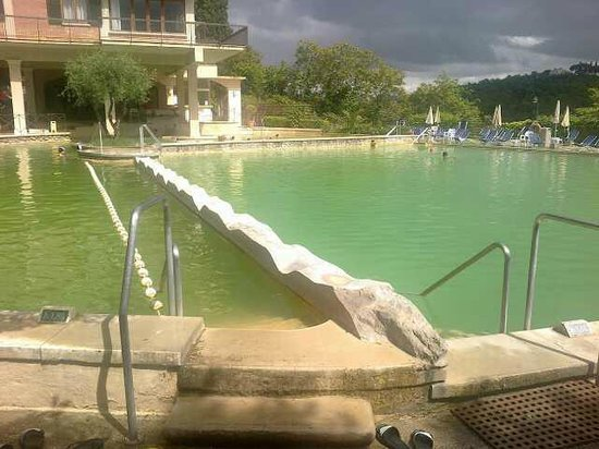 albergo posta marcucci piscina termale