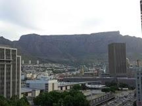 Park Inn by Radisson Cape Town Foreshore: view from the roof