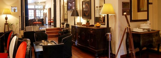 Arc de Triomphe by Residence Hotels : Relaxing Bar/Lounge