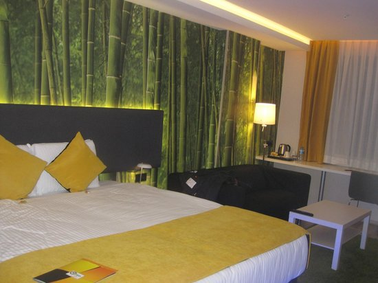Tempo Suites Airport Istanbul: Letto