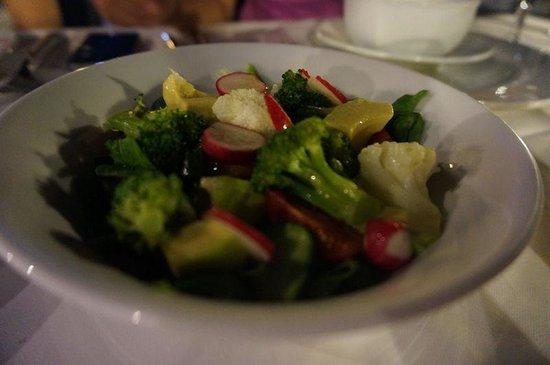 7 Mehmet : Salad