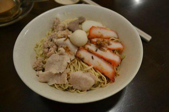 Noodle Descendants: Bowl of kolo mee