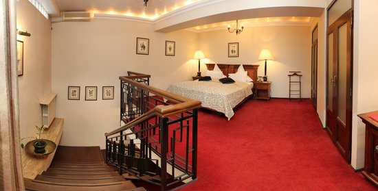 Arc de Triomphe by Residence Hotels: Relaxing Duplex Room