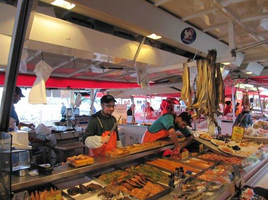 Fish Market : рынок