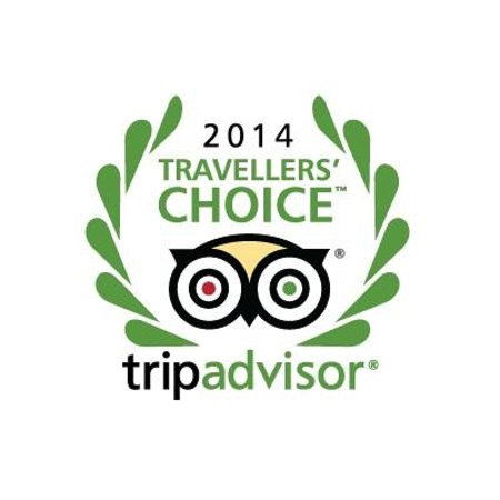 Quinta do Pego: Travallers Choice Awards 2014
