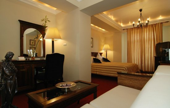 Arc de Triomphe by Residence Hotels : Relaxing Room