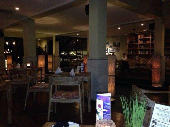 Kamuela Villas and Suite Sanur : Caramel Restaurant
