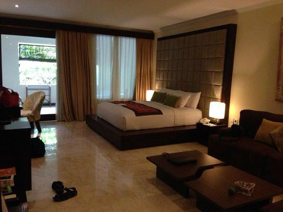 Kamuela Villas and Suite Sanur: Room 229, One-Bedroom Suite