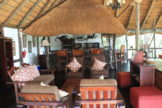 Elephant Valley Lodge: Barbereich