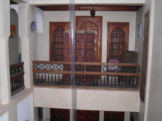 Riad Dubai : First floor room