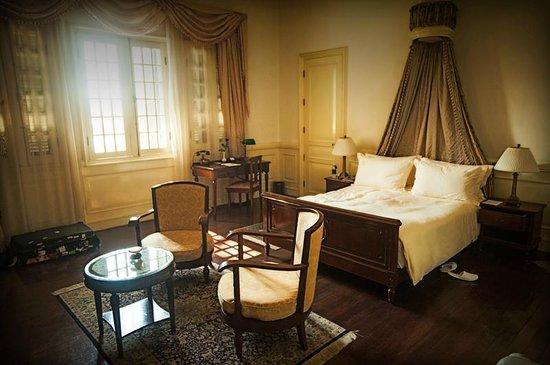 Dalat Palace Heritage Hotel : Room again