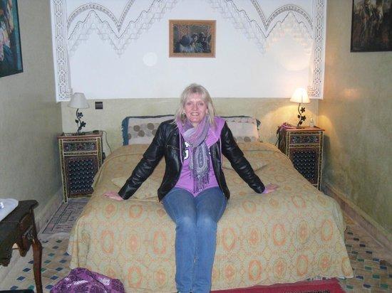 Riad Dubai : our room