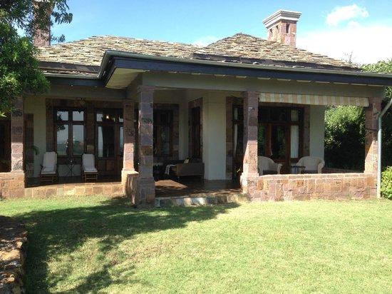 Singita Sasakwa Lodge : elegant - großzügig - mondän