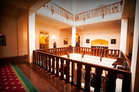 Dalat Palace Heritage Hotel : First Floor Landing