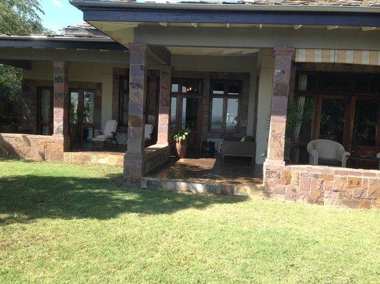 Singita Sasakwa Lodge : Löwen in Sicht?