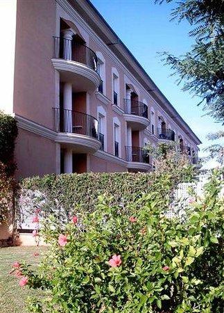 Grupotel Playa de Palma Suites & Spa : Hintere Zimmer sind ruhig