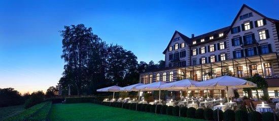 Restaurant at Sorell Hotel Zurichberg