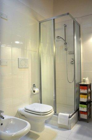 B&B Corso Matteotti 62 : bagno