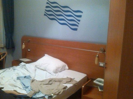 Millennium Gold Hotel: Il letto