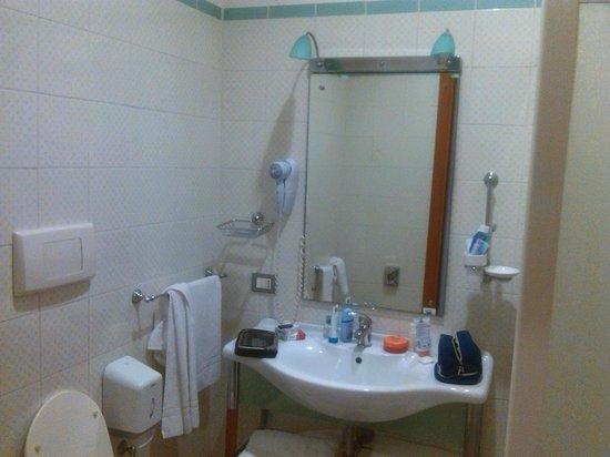 Millennium Gold Hotel: Il bagno