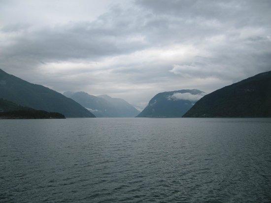 Hardanger Fjord : круиз