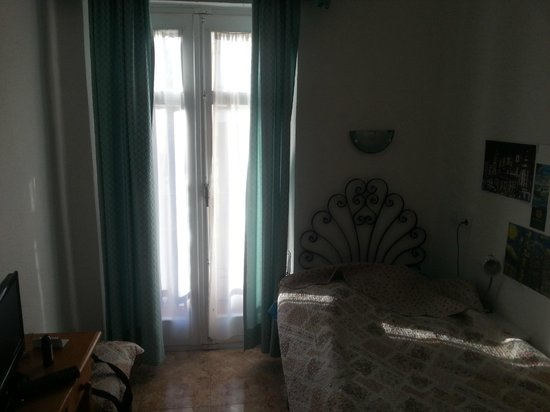 Hostal La Palma: Single room