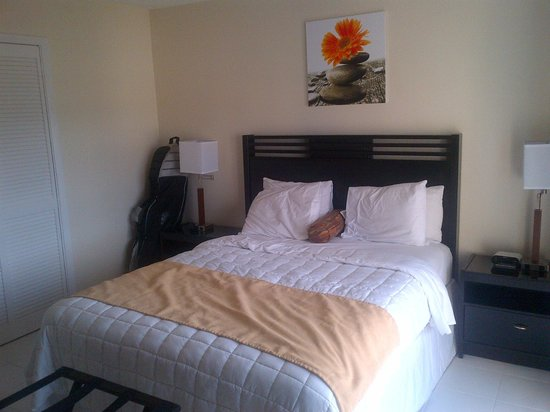 Horizon View Beach Hotel: Bedroom