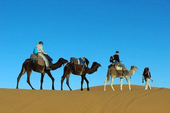 Auberge Takojt : Trip en desert