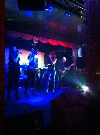 Paris Paris Live Club