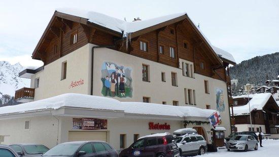 Hotel Astoria: Hotelansicht