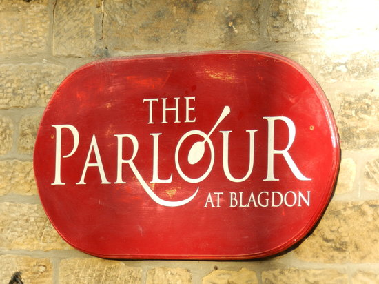 The Parlour at Blagdon: parlour5