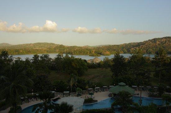 Gamboa Rainforest Resort : View from the hotel bar