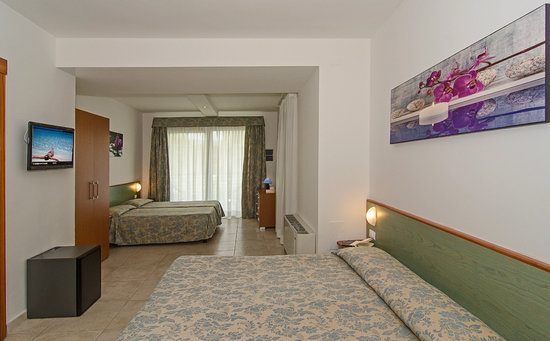 Hotel Paris: camera