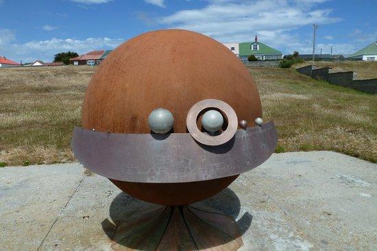 Solar System Sculpture