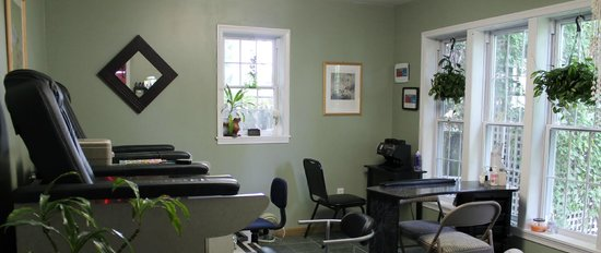 Atasia Spa: Our Nail Salon
