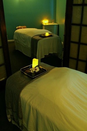 Atasia Spa : Our New Couples Room!